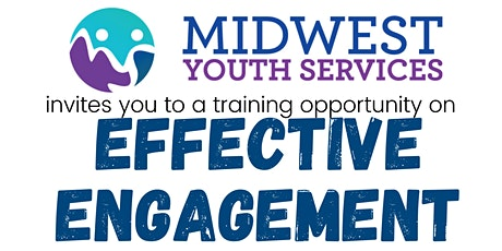 Effective Engagement - Professional Training Opportunity tickets
