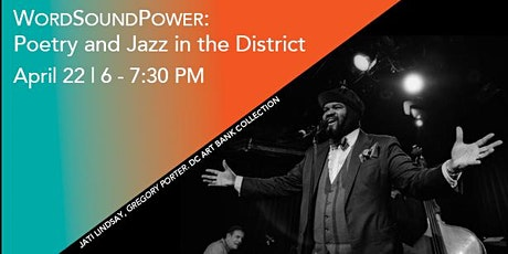 Artist Showcase: WordSoundPower: Poetry and Jazz in the District ingressos