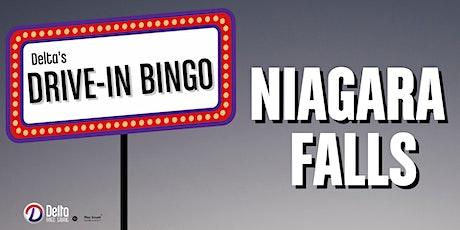 Delta's Drive In Bingo: Delta Niagara Falls tickets