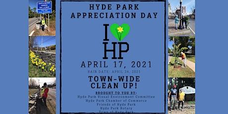 Hyde Park Appreciation Day tickets