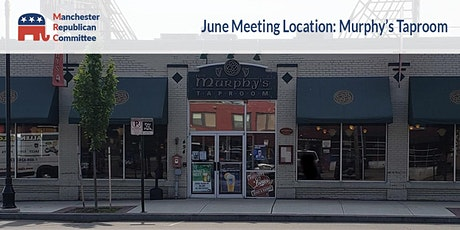 Manchester Republican Committee - June Meeting tickets