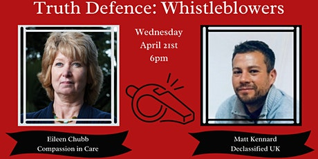 Truth Defence: Whistleblowers tickets