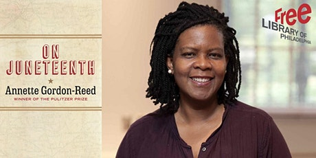 VIRTUAL - Annette Gordon-Reed | On Juneteenth tickets