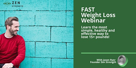 FAST Weight Loss Webinar tickets