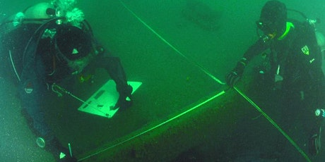 Nautical Archaeology Introduction Training 2021 tickets