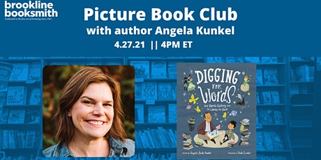 Brookline Booksmith Picture Book Club: Angela Kunkel tickets