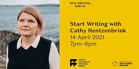 Start Writing with Cathy Rentzenbrink tickets