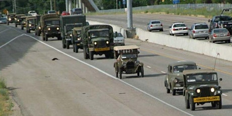 Midwest WWII Military History Convoy tickets