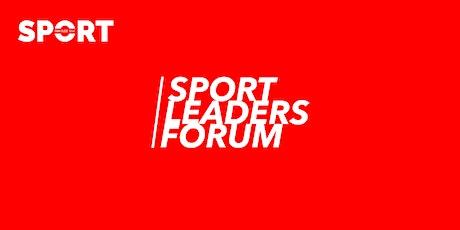 Broadcast Sport - Sport Leaders Forum tickets