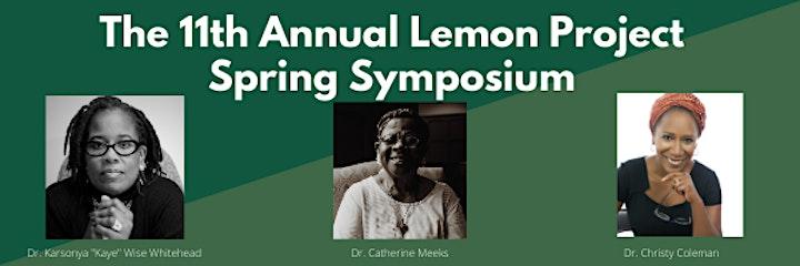 11th Annual Lemon Project Symposium image