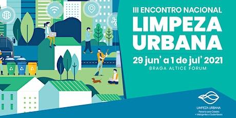 III Encontro Nacional de Limpeza Urbana tickets