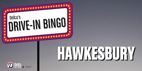 Delta's Drive In Bingo: Delta Hawkesbury billets