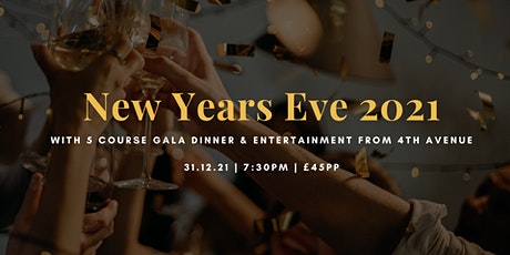 New Years Eve with 4th Avenue tickets