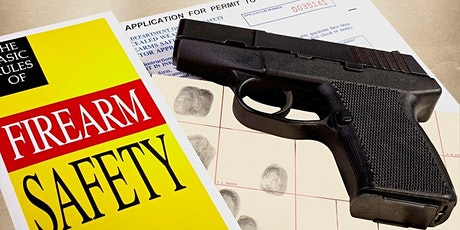 Stoneybrook - Concealed Weapon Class (REVISED DATE) tickets