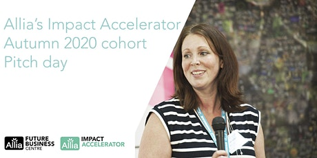 Impact Accelerator Autumn 2020 cohort - Pitch day tickets