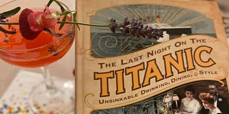 Titanic Cocktails tickets