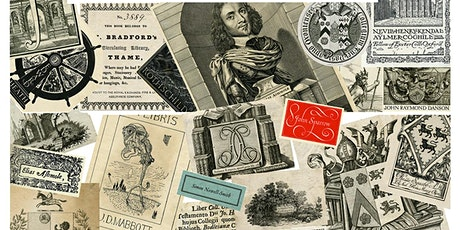 EX-LIBRIS ART & PROVENANCE The Fascination of Bookplates tickets