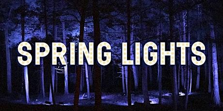 Spring Lights {Saturday, April 17} tickets