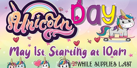 Unicorn Day tickets