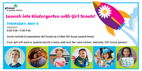 Launch into Girl Scouts! tickets