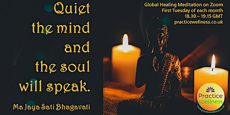 Global Healing Meditation tickets