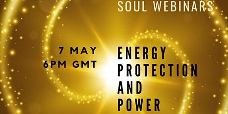 Soul Webinars - Energy protection and Power bilhetes