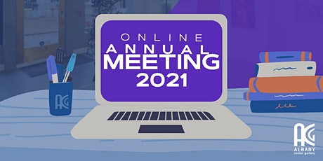 ACG's Annual Meeting 2021 tickets