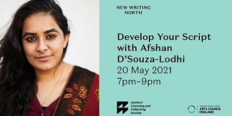 Develop Your Script with Afshan D'Souza-Lodhi tickets
