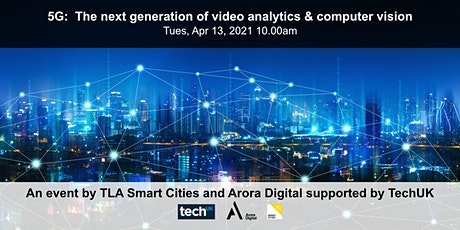 5G and next generation video analytics and computer vision technologies tickets