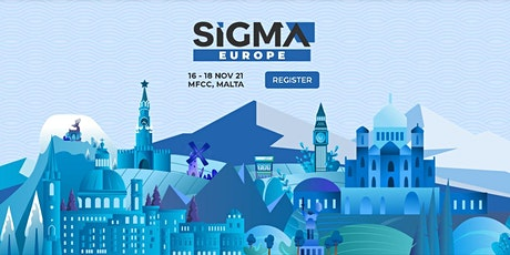 SiGMA EUROPE tickets