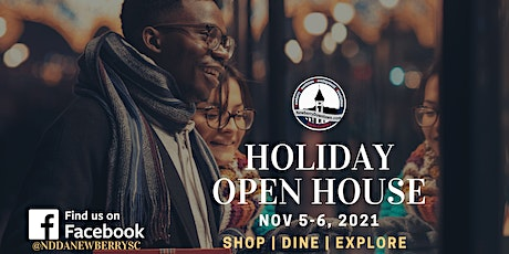 Fall Holiday Open House tickets