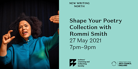 Shape Your Poetry Collection with Rommi Smith tickets