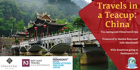 Travels in a Teacup: China tickets