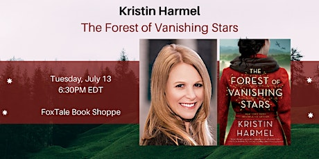 Kristin Harmel, The Forest of Vanishing Stars tickets