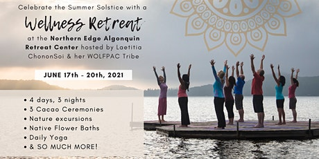 Wolfpac Wellness Retreat tickets