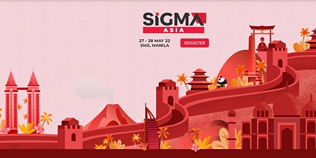 SiGMA Asia tickets