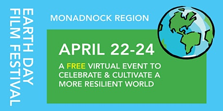 Monadnock Region Earth Day Film Festival tickets