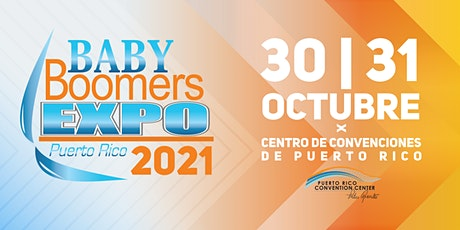 Baby Boomers EXPO 2021 boletos