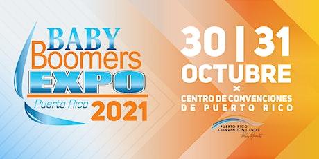 Baby Boomers EXPO 2021 entradas