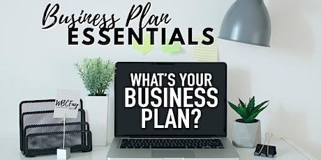 Business Plan Essentials tickets