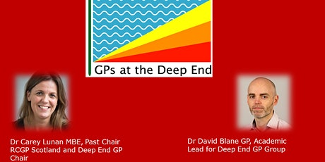 Building Back in Primary Care & Public Health Webinar #2 with Deep End GPs tickets