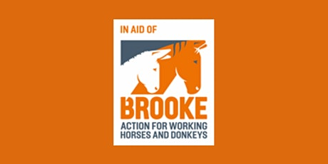 Fundraising for Brooke - Guest speaker event tickets