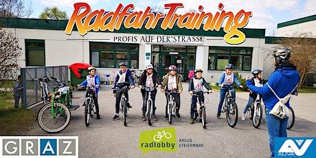 Radfahrtraining Radlobby ARGUS Steiermark 2021 tickets
