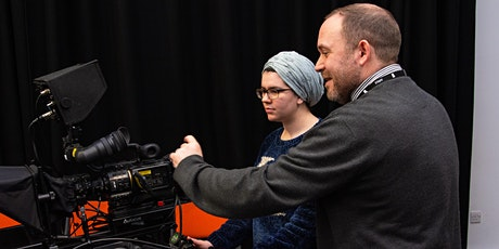 Backstage with Technical and Production Arts for Film and Television tickets