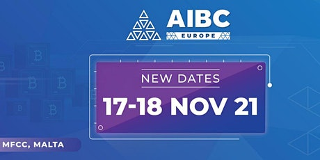 AIBC EUROPE tickets