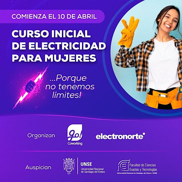 Imagen de Electricidad para Mujeres