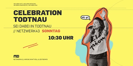 Celebration in TODTNAU tickets