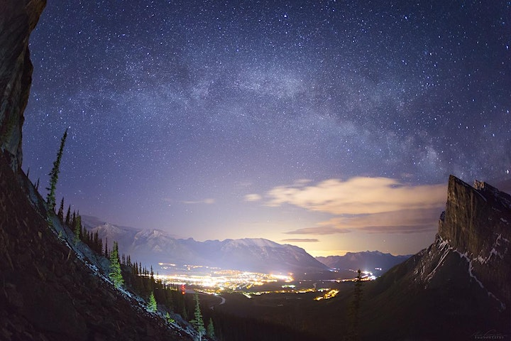 DUSK TO DAWN - Night photography adventures (Canmore) image