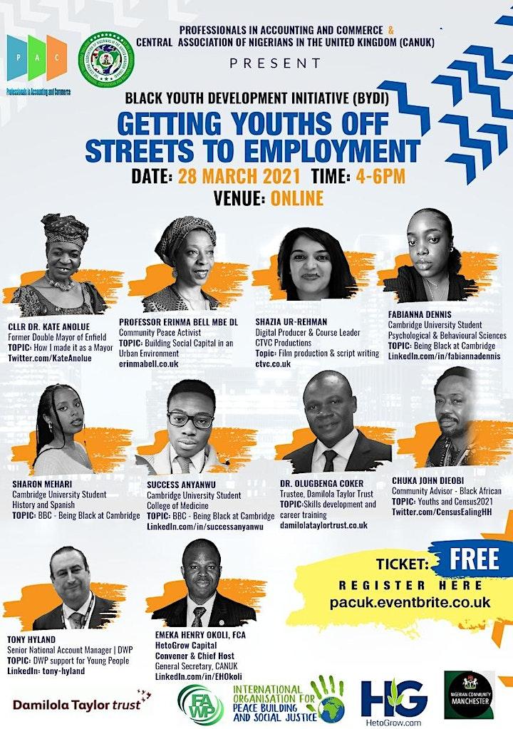 Black Youths Development Initiative (BYDI) image