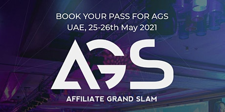 Affiliate Grand Slam DUBAI tickets